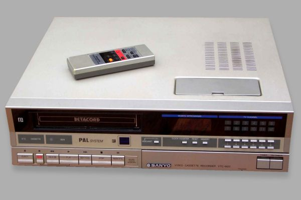 Betamax model VTC-M20