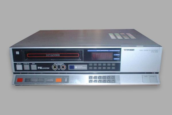 Betamax model VTC-M30
