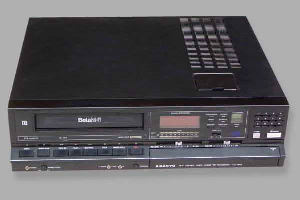 Betamax model VTC-M50