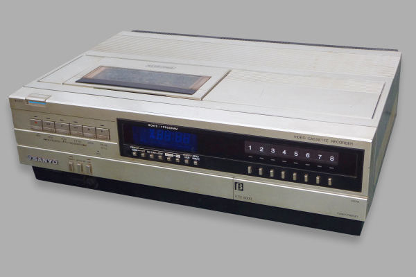 Betamax model VTC-5000