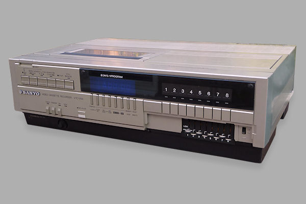 Betamax model VTC-5150